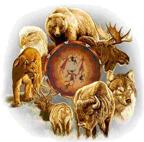 Los cuatro mundos del Chamán. Chamanismo